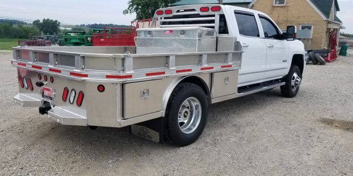 Take a look at our Aluminum Flatbeds. Get yours ordered today!!