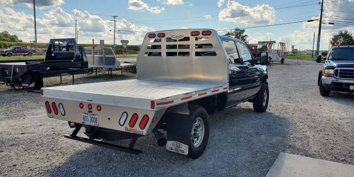 Spring will be here before you know it! Did you truck bed last the winter? Looking for a replacement flatbed?